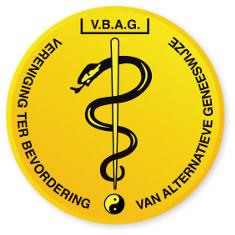 Vereniging ter Bevordering van Alternatieve Geneeswijze logo